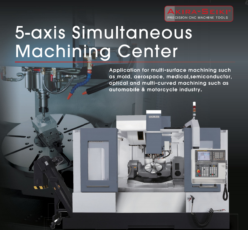 IMAGE MACHINE 5AXES SIMULTANES