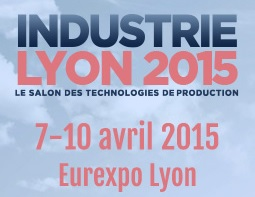 Arcane Groupe Lyon Industrie salon  2015